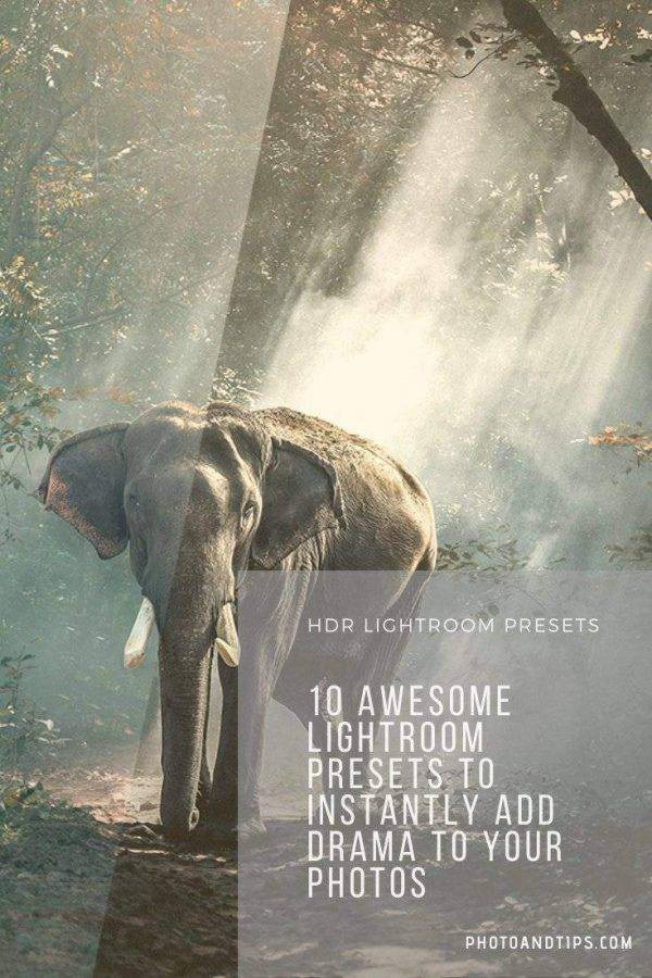 10 Awesome HDR Lightroom Presets to Instantly add Drama to your Photos @photoandtips #hdrphotos #hdrimage#HDR #hdrpresets hdrlightroompresets #freepreset #freepresets #classicpresets #presetsbundle #lightroompresets #photoshopactions #acrpresets #photoandtips #photoediting #photoretouch #photography #imageediting #photoshop #lightroom