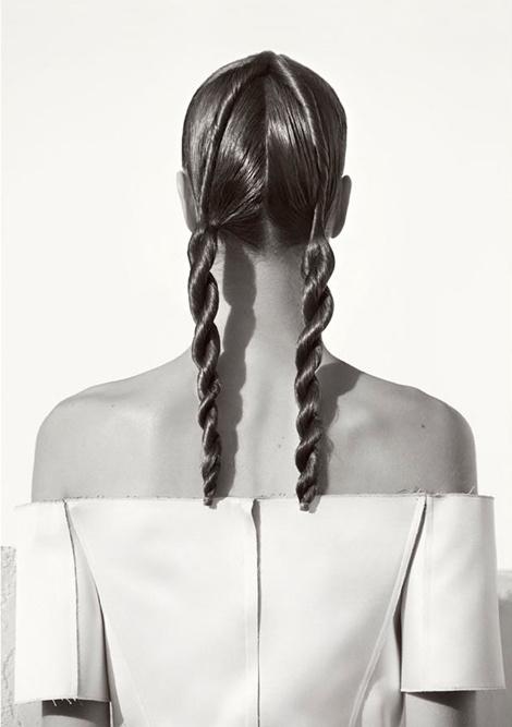 Othilia Simon by Julia Noni for Vogue Japan #model #girl #campaign #photography #portrait #fashion #editorial