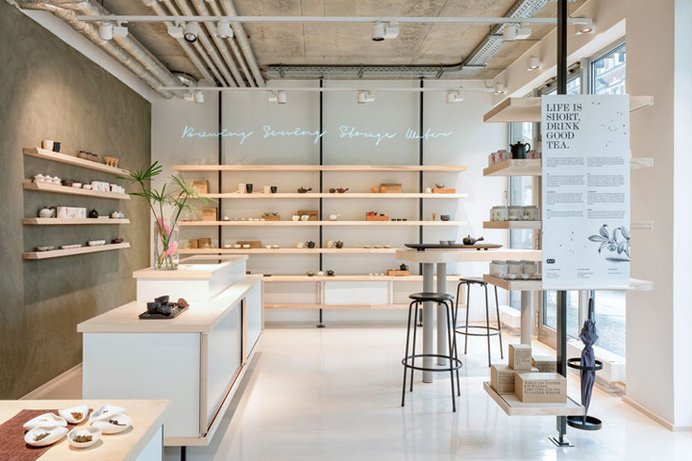 p t store by fabian von ferrari berlin germany #layouts #creative #inspiration #interior #design #store #retail