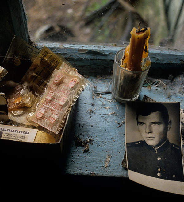 Chernobyl Photography by Gerd Ludwig #inspiration #photography #documentary