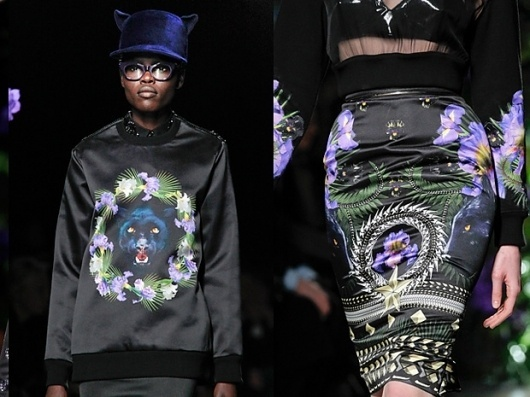 Trend Report: Silk Prints « The FADER #fashion #glasses #panther #prints