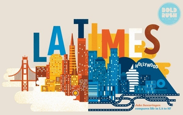 LA Times #richard #san #illustration #la #perez #francisco