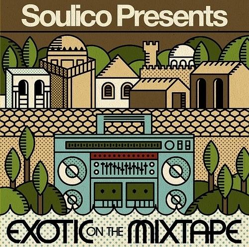 Soulico - Exotic on the Mixtape artwork | Flickr: Intercambio de fotos #illustration