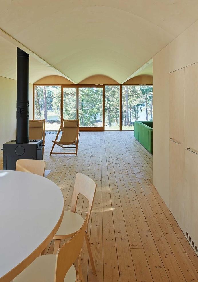 Classic Nordic Cabin