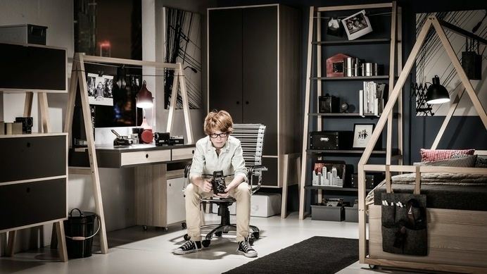 Spot Furniture Collection by Wiktoria Lenart #design #interiors #ideas #kids #room