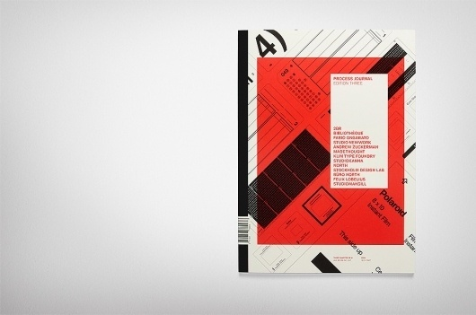 News/Recent - Fabio Ongarato Design | Process Journal #editorial #design #book