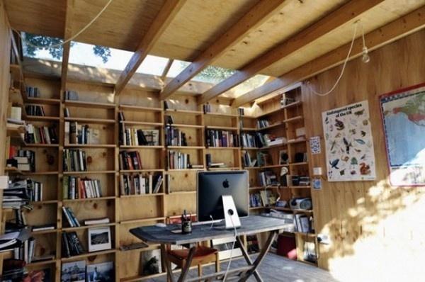 Garden Cinema Studio #office #design