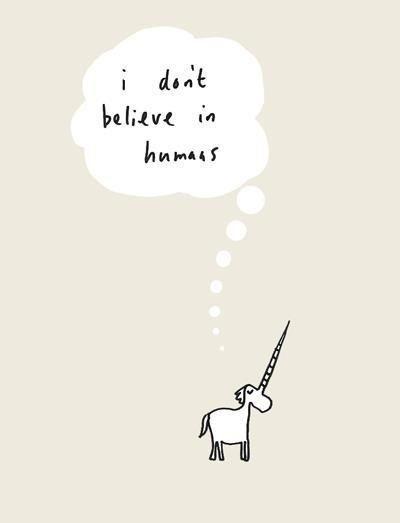 Piccsy :: picc #believe #humans #unicorn