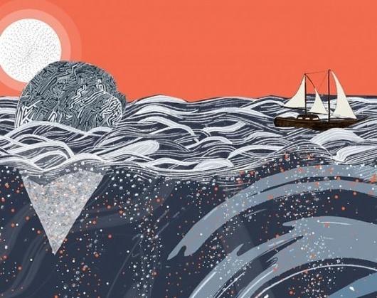 Illustrations by Sandra Dieckmann | Cuded