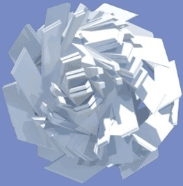 Amazing Animated Gifs by Sam Alexander Mattacott #abstract #animation #gif #geometric