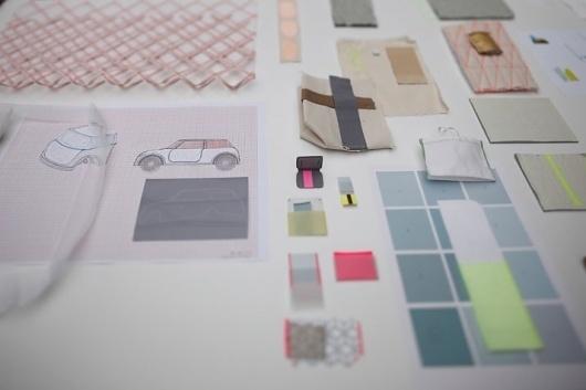 COLOUR ONE for MINI by Scholten & Baijings « SoFiliumm #interior #mini #pink #design #colours #pallet #colour #blue #patterns