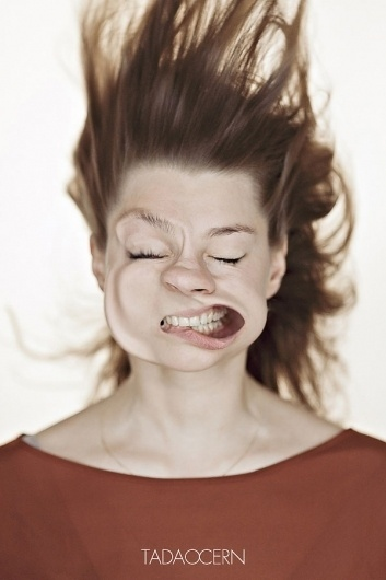 Blow Job / Portraits by TADAO CERN | 123 Inspiration #tadao #portraits #series #cern