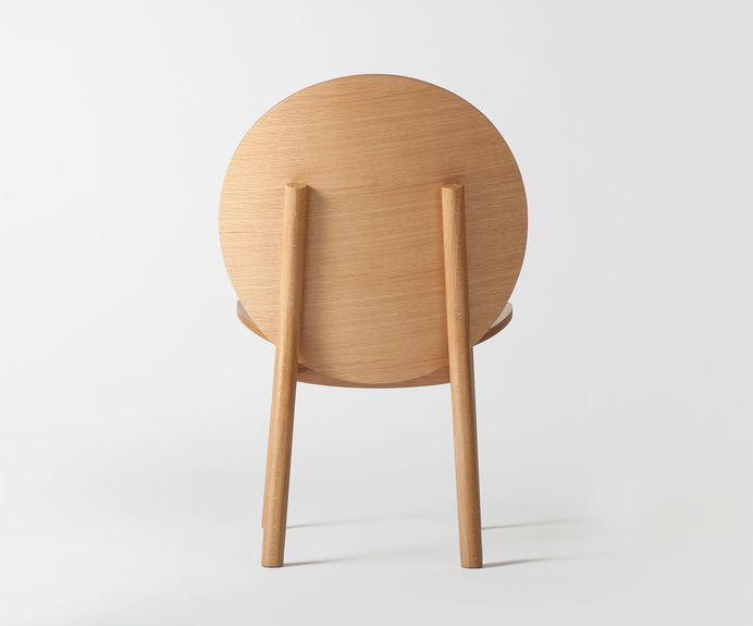 Moon Chair by Yong Jeong
