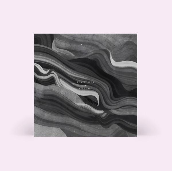 Sea Power #branding #packaging #cover #illustration #cd