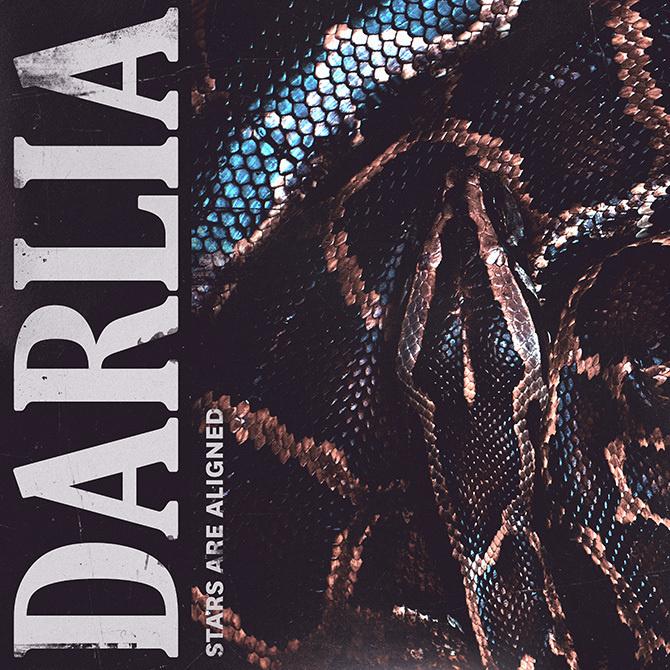 Darlia - Stars Are Aligned - Samuel Burgess-Johnson #album