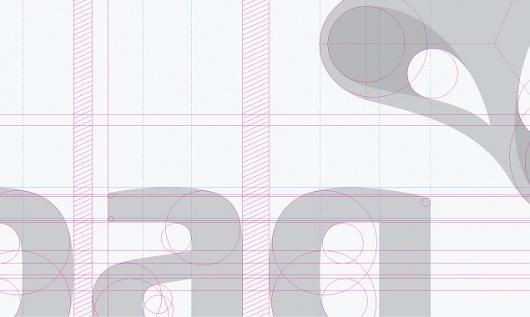 QBN - Identity Design #chempaq #design #wireframe