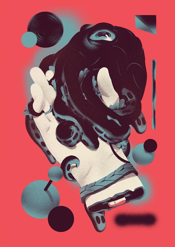 Nicolas Dehghani #Illustration
