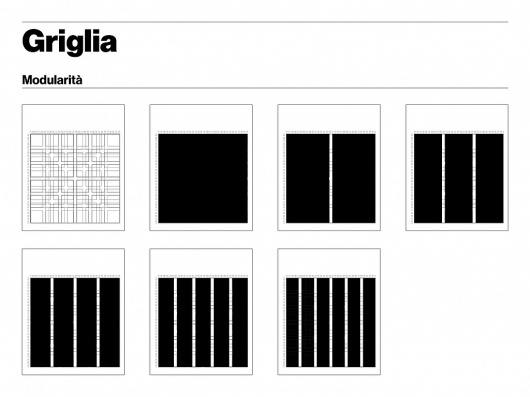 All sizes | Nuovo IL — Griglia | Flickr - Photo Sharing! #francesco #infographic #design #grid #franchi #layout #typography