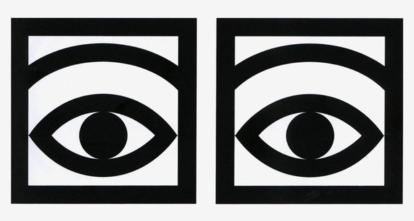 Olle Eksell — Ögon Cacao (1956) #logo