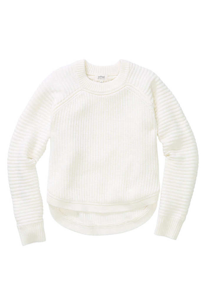 A Cozy Sweater to Wear Through Winter -- The Cut #knit
