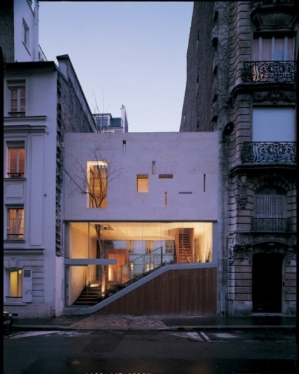 WANKEN - The Blog of Shelby White #architecture