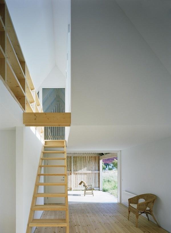 Beautiful Houses: Sommarhus at Stora Gasmora #interior #beautful #minimal #farm #houses