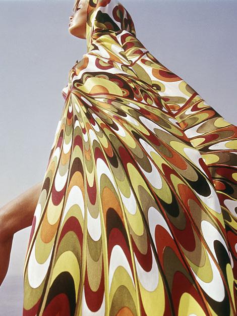 Veruschka x Pucci #fashion #photography
