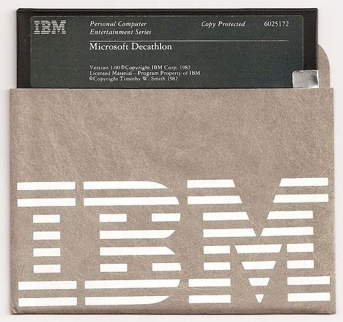 All sizes | Floppy disk | Flickr - Photo Sharing! #packaging #floppy #retro #vintage #disk