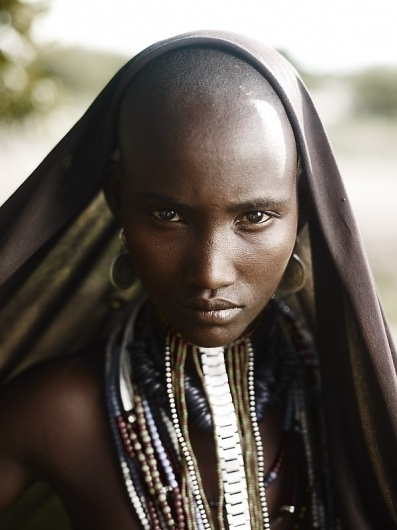 All sizes | Portrait of Rufo | Flickr - Photo Sharing! #africa #photography #joeyl #tribal