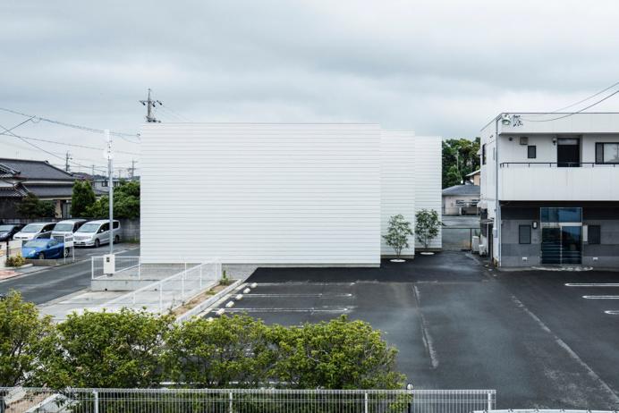 3 Walls in Fukuroi by Shuhei Goto Architects