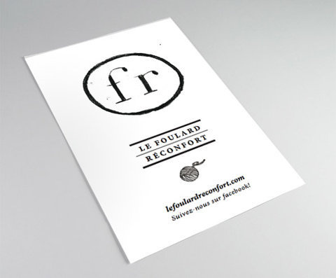 Marie-Soleil Denault   Portfolio #business #print #corporate #identity #postcards