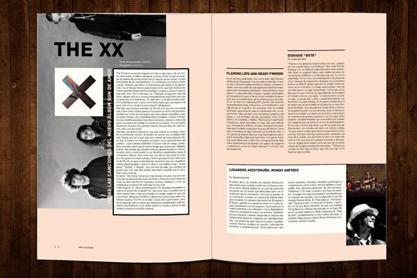 Revista Dale on Behance #magazine
