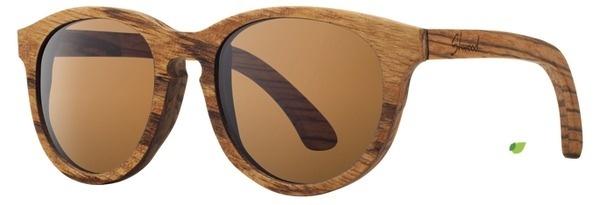Shwood | Oswald | Zebrawood | Wooden Sunglasses #glasses #wooden #zebrawood #sunglasses #wood #shwood #oswald