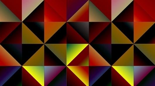 PFADFINDEREI Yellow Lounge #triangles