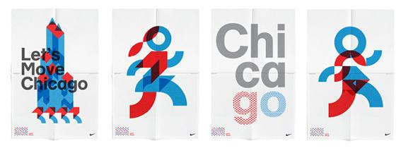 Let's Move Active Schools Logo and Identity #print #identity