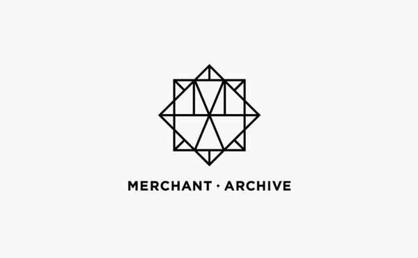 merchant archive logo design #logo #design