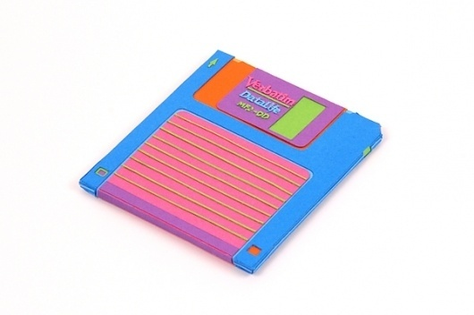 Zim and Zou #model #floppy #colour #drive