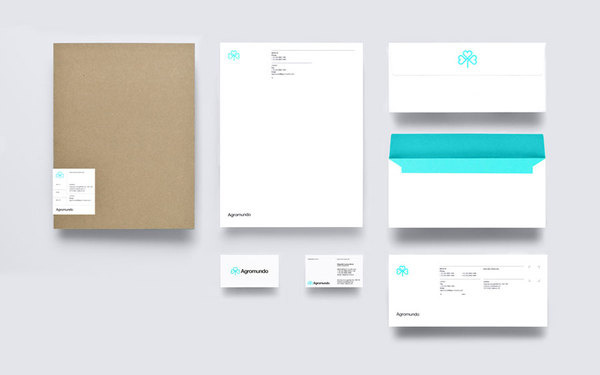 Graphic-ExchanGE - a selection of graphic projects #stationary #branding