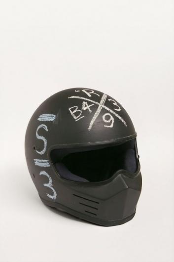 Crash Marks by Tom Darracott #helmet #design