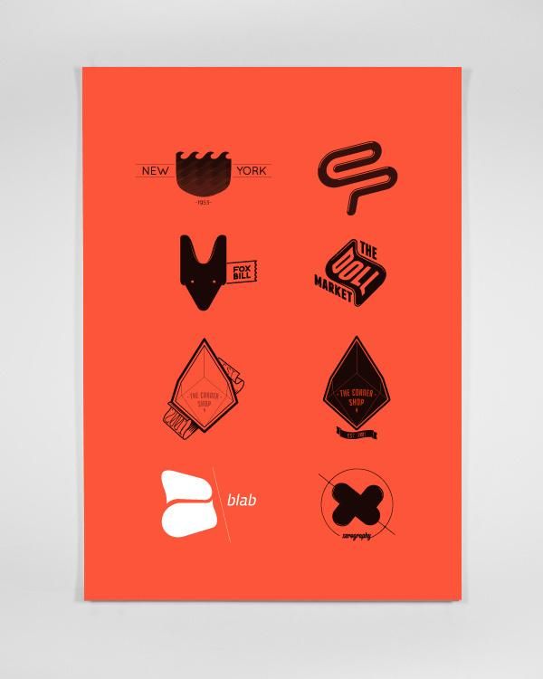 LOGO - Vol.2 #logo #poster