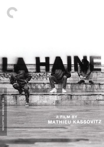 La Haine, Neil Kellerhouse #movie #collection #criterion #poster #film