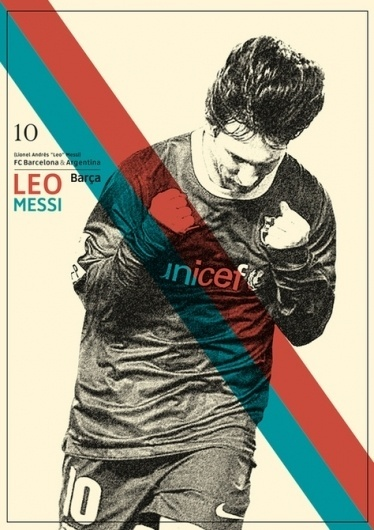Super Nice Posters for Soccer Fans | Abduzeedo | Graphic Design Inspiration and Photoshop Tutorials #poster