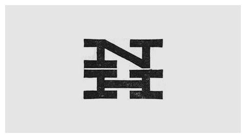 TypeToy (TypeToy.tumblr.com) #mark #railroad #bayer #logo #monogram #haven #type #herbert #new