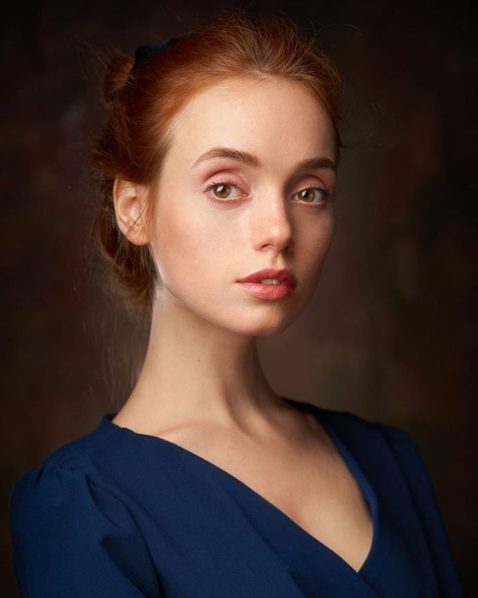 Marvelous Female Portrait Photography by Alexander Vinogradov