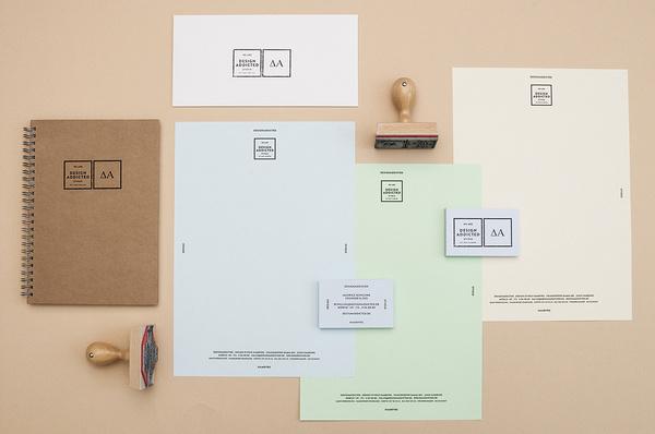 Designaddicted Corporate Design #logo #brand #stationary