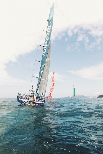 HIGHLIGHTED LIFE #water #photo #sailing #photography #boat #race