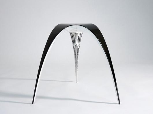 Gaudi Chair & Stool on the Behance Network #chair #furniture #sculpture #gaudi