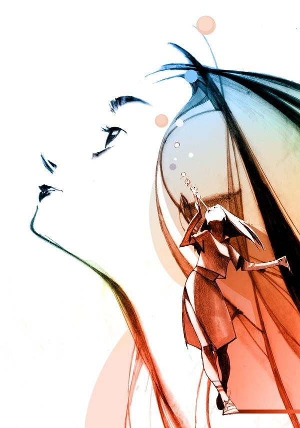 森本晃司 Koji Morimoto (HTML) #animation #design #color #composition #illustration #anime