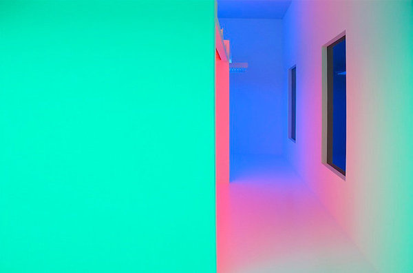 1 | Hyper Saturated Environments Made Of Pure Color | Co.Design: business + innovation + design