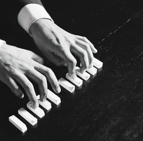 hellopanos blog • ROBIN RHODE Keys, 2008 Black and white pigment... #art